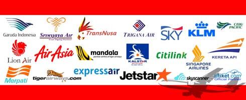 logo pesawat